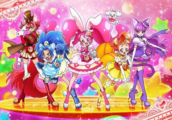 キラキラ☆プリキュアアラモード! Blu-ray Amazon特典