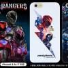 アメリカ版のポスタービジュアルを使用したレアなiPhoneケースも!!映画『パワーレンジャー』iPhoneケース2種発売!!