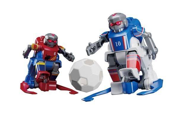 次世代RCサッカーロボット「サッカーボーグ」