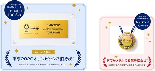 「POWER!ひとくちの力キャンペーンGO!GO!東京2020オリンピック ご招待キャンペーン」
