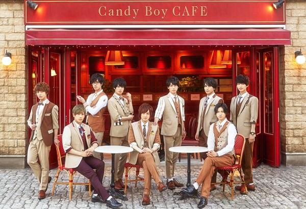 「Candy Boy」