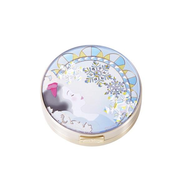 オリジナルパッケージ商品「スノービューティー ホワイトニング フェースパウダー 2018(医薬部外品) 白雪姫コラボレーションデザイン」