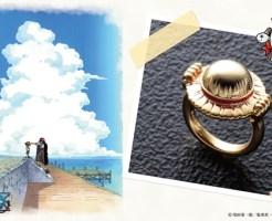 アクセサリーシリーズ『ONE PIECE 20thメモリアルコレクション』