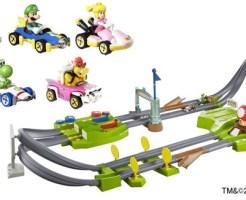 『マリオカート アソート』『マリオサーキット トラックセット』『マリオサーキット ライト トラックセット』
