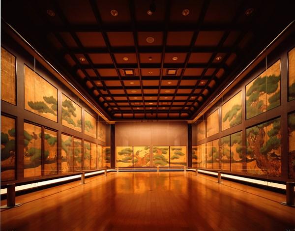 国宝・二の丸御殿特別入室「大広間四の間」