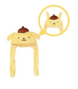 サンリオキャラクター 耳が動く帽子