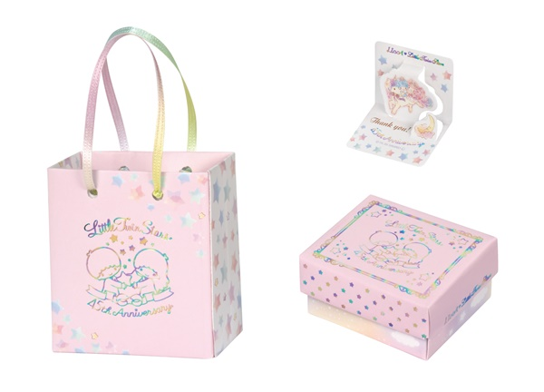 「LiccA スタイリッシュドールコレクション Little Twin Stars Anniversary Style」