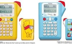 家庭用ラベルライター「P-touch」キャラクターモデル