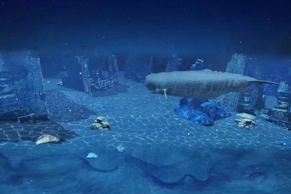 「海の探検図鑑VR」
