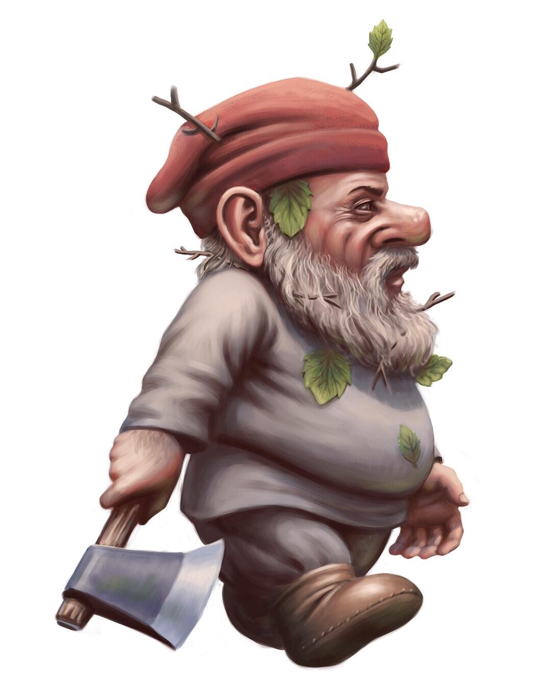 Bysen: the gnome-like creature in Swedish folklore