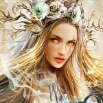 Zhiva: the Slavic Goddess of Life