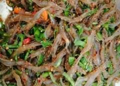 Goong Ten: the Dancing Shrimp of Thailand