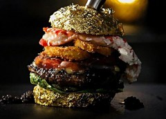 The Golden Boy: world's most expensive burger that costs 5.000€
