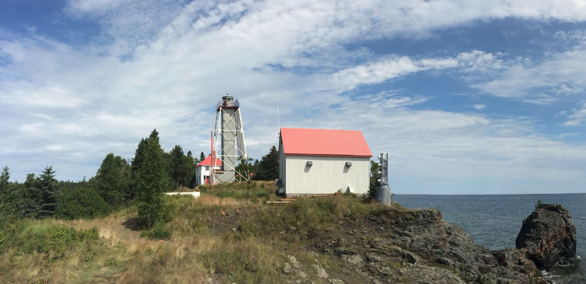 Porphyry Island – Canadian Lighthouses of Lake Superior