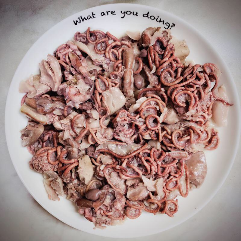 Milkfish intestines: would you try this Taiwanese delicacy?