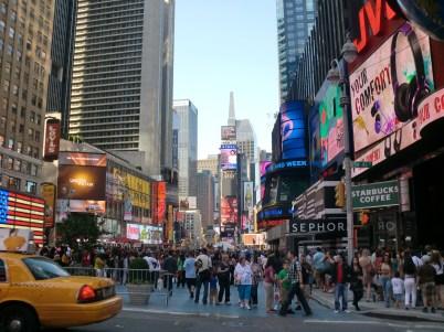 More Times Square
