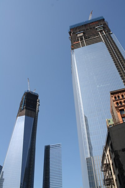 Freedom Towers.