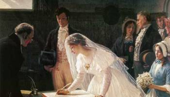 Wedding Dresses in Jane Austen\'s World ~ Random Bits of Fascination