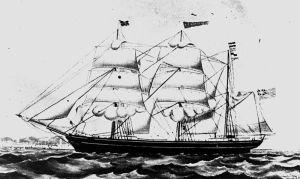 Tea Clipper F.E. Althausse; Tea in Britain