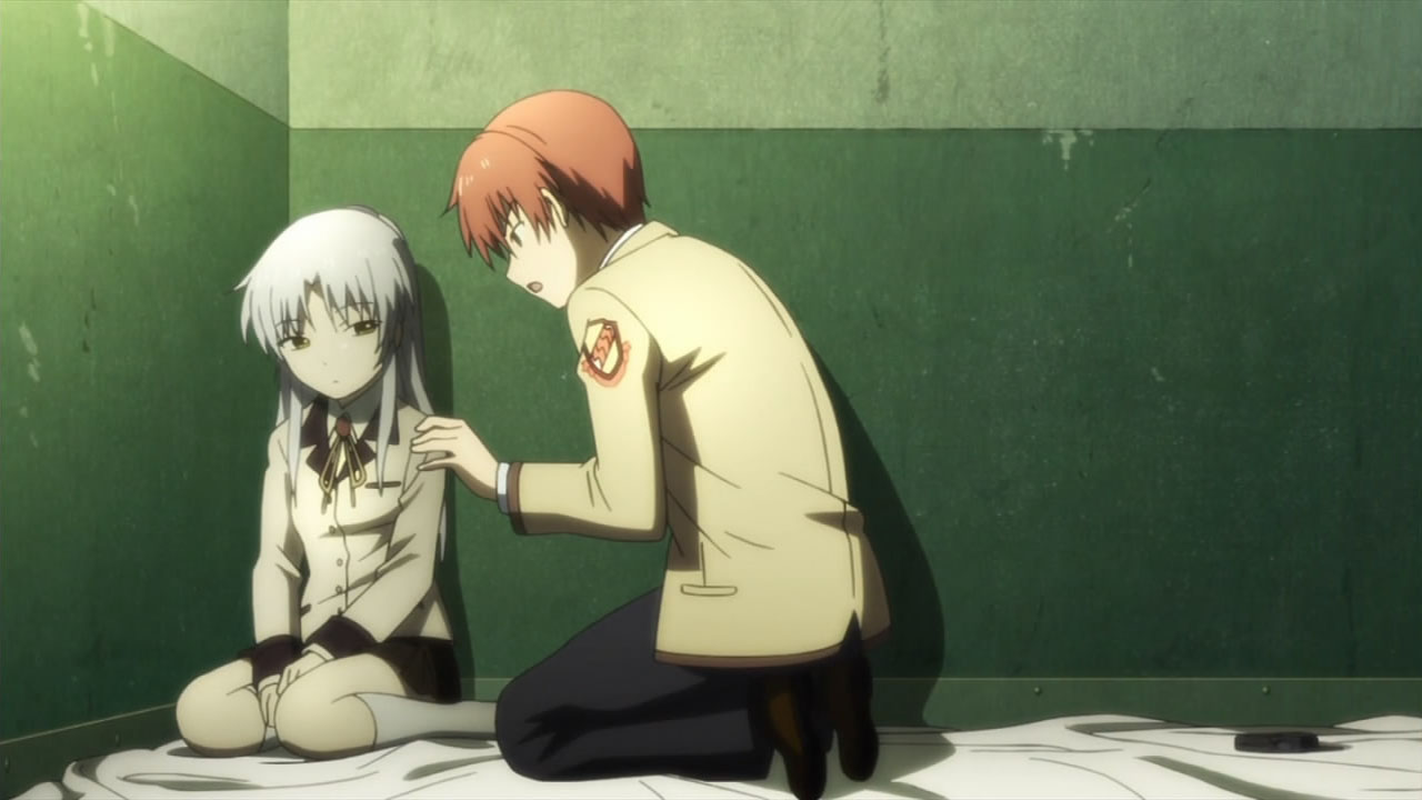 Angel Beats! episode six | Bokutachi no BLOG