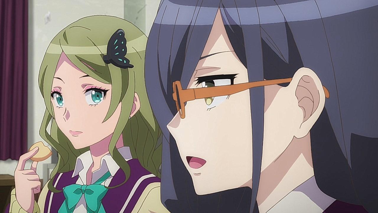 Image result for animegataris kai and miko
