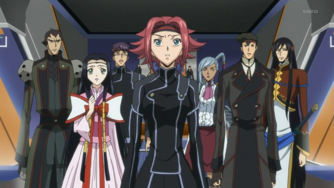 Image result for Code Geass R2