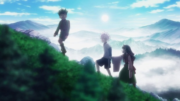 Image result for hunter x hunter ep 147