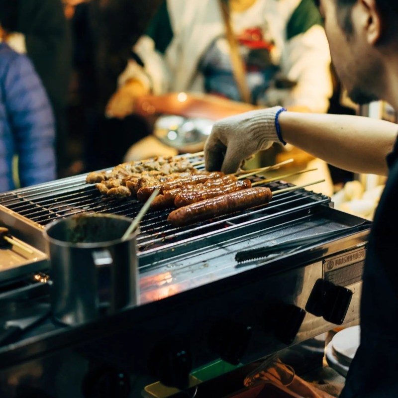 taipei food market tour