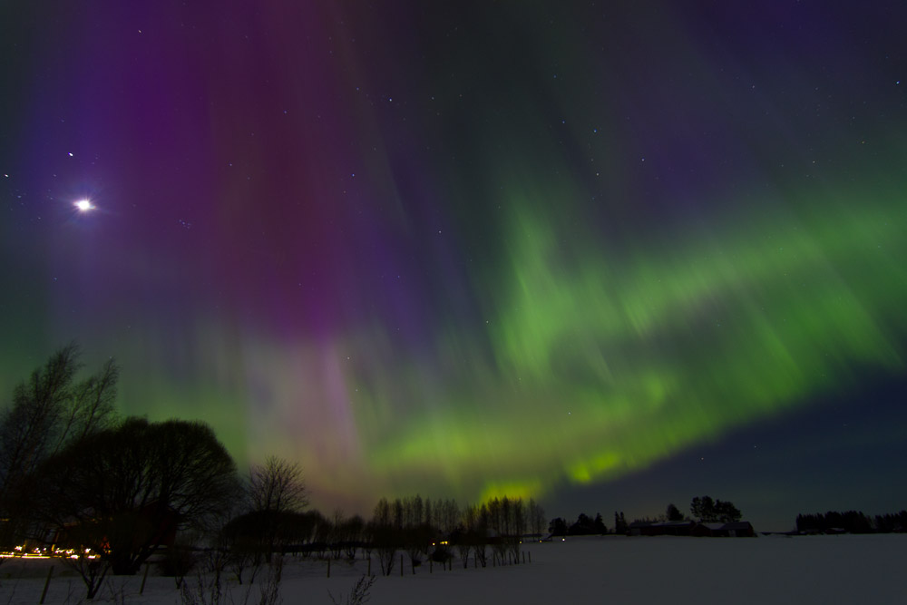 Aurora Borealis - Nothern lights