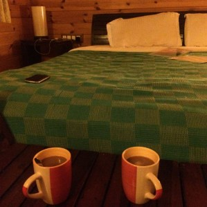 The loving bed coffee..