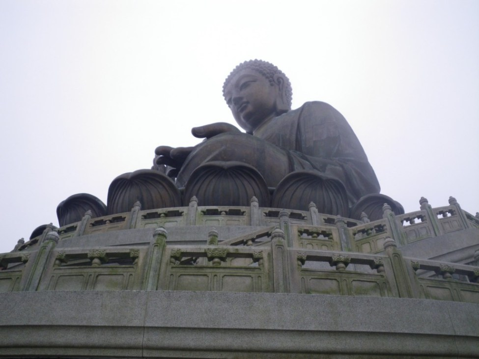 Budha in Hong Kong
