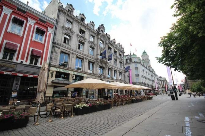 Main Street, Oslo