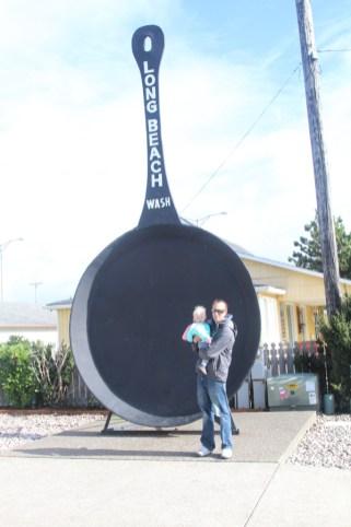 Long Beach frying pan