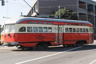 Street car - San Fran