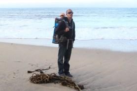 Josh and Ry on the beach