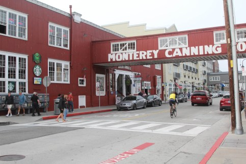 Cannery Row, Monterey