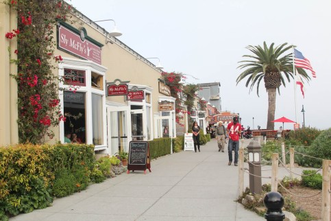 Monterey Shops