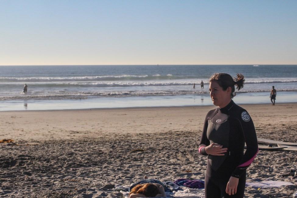 Jocelyn, Pre - Surf.