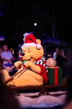 Pooh - Disney Parade