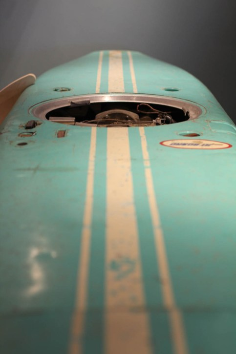 70's motorized surfboard