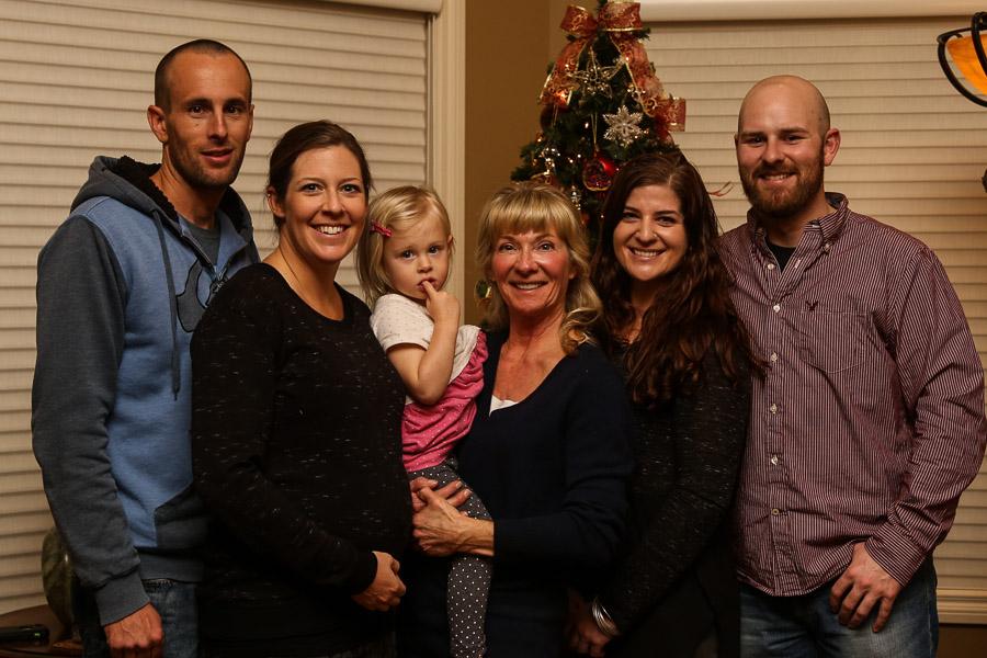 Jocelyn's family