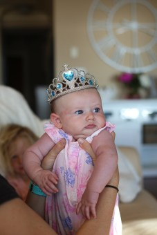 A queen in the making