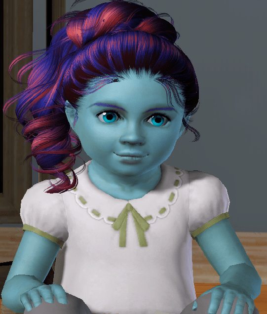 Beatrice-Toddler