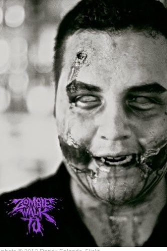 'Zombie Portrait' photo (c) 2012, Randy Salgado - license: http://creativecommons.org/licenses/by/2.0/