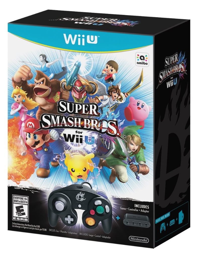 Every Wii U Bundle You Could Possibly Buy