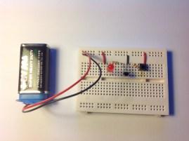 PNP and NPN transistor identifier