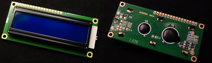 Arduino - Display the LED Brightness on a LCD 16x2 | Random Nerd