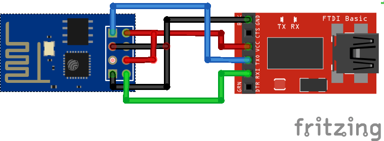 ESP8266 Flasher