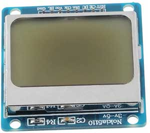 Nokia 5110 LCD