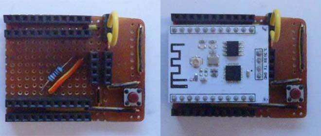ESP8266 with PCBs